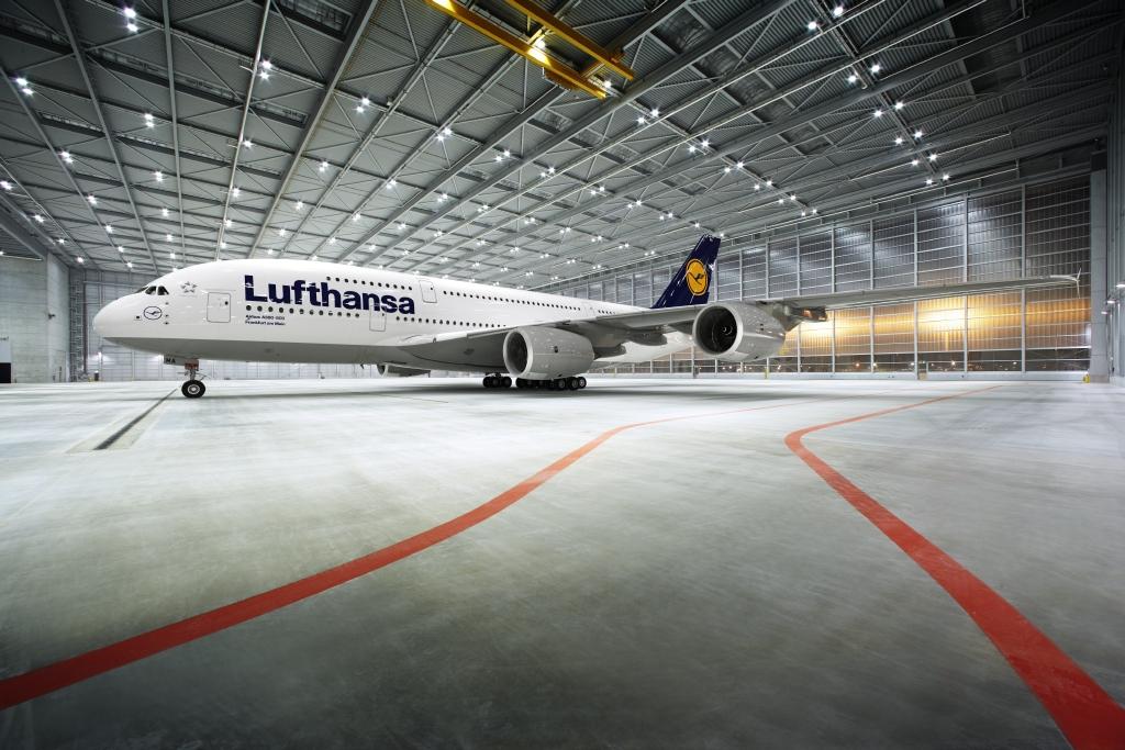 Lufthansa, Airline, Flugzeug