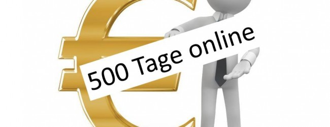 500 Tage Online
