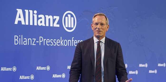 Allianz Pressekonferenz