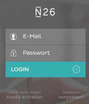 N26 Login
