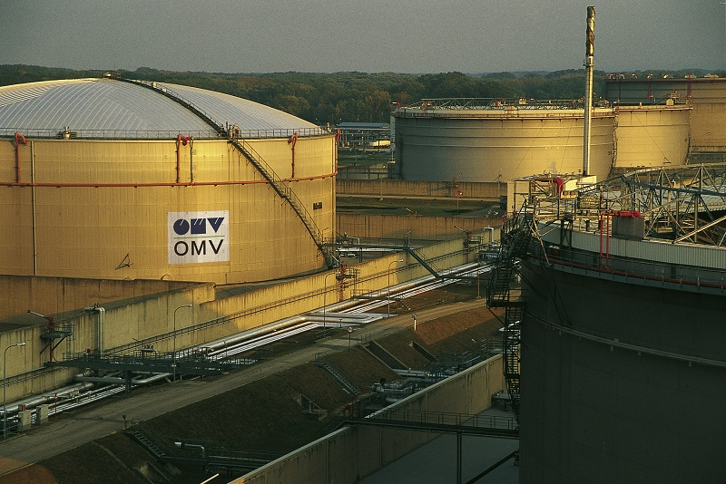 Schwechat Raffinerie