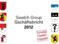 Geschäftsbericht Swatch auf Schweizerdeutsch