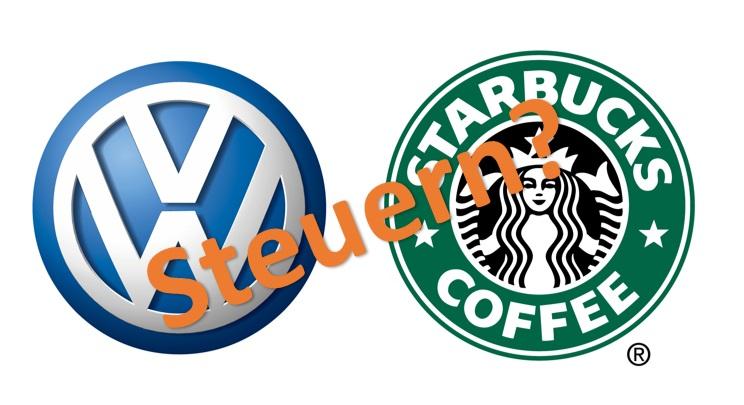 Volkswagen-Starbuchs-Steueroptimierung