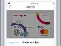 Moneyou Go? Pfiffige Banking-App ermöglicht den Überblick in Sachen Finanzen!