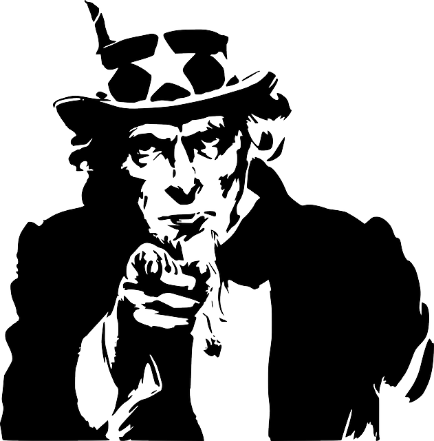 Uncle Sam - Steuern