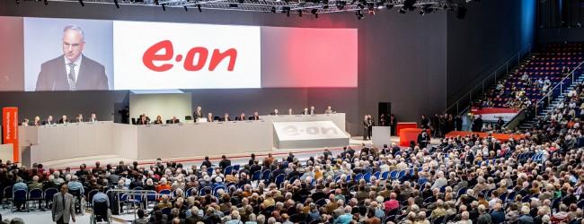 E.ON Hauptversammlung am 30. April 2014 – Dividende & Ex-Tag