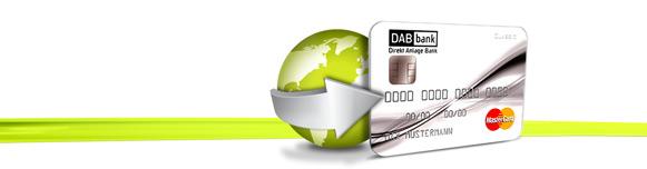 Kostenloses Girokonto mit Mastercard Kreditkarte und 90 EUR Eröffnungsbonus der DAB Bank Deutschland
