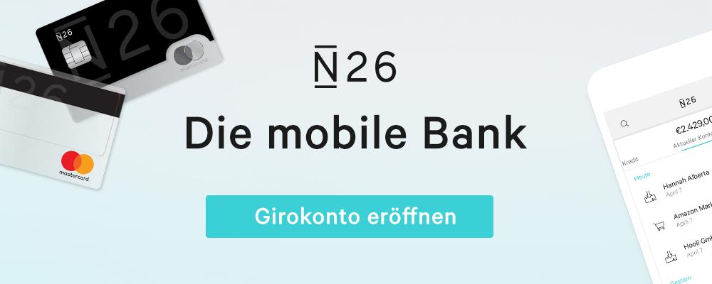N26 banner