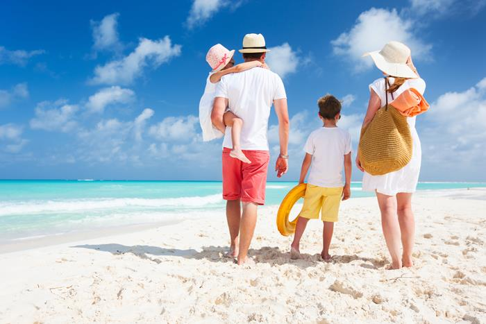 Reisen, Strand, Urlaub