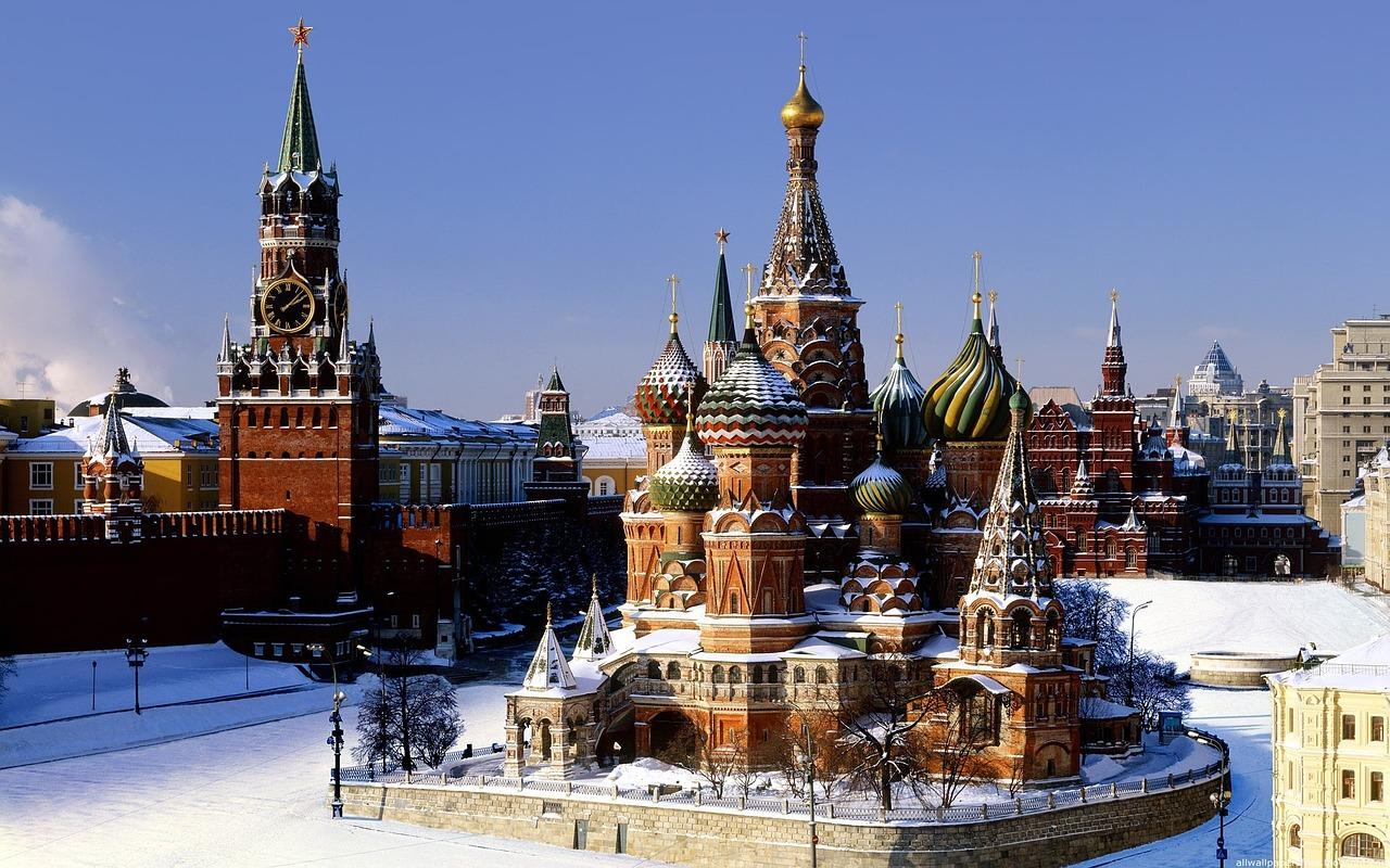 Russia, Kreml, Russland