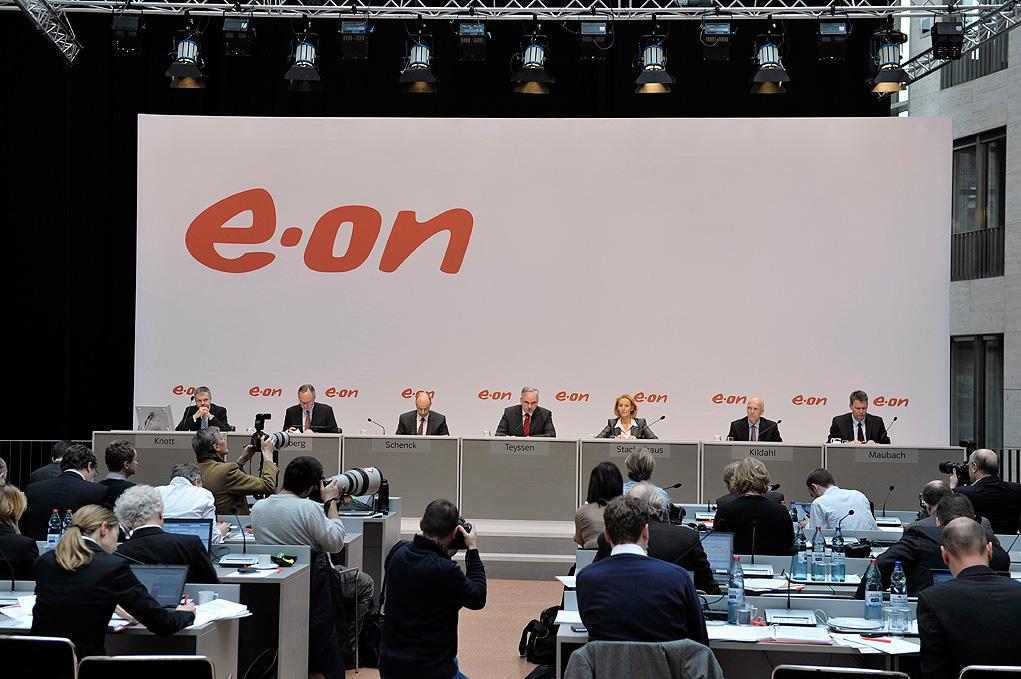 EON Hauptversammlung