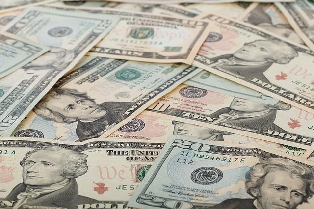 Girokonto - Geldnoten